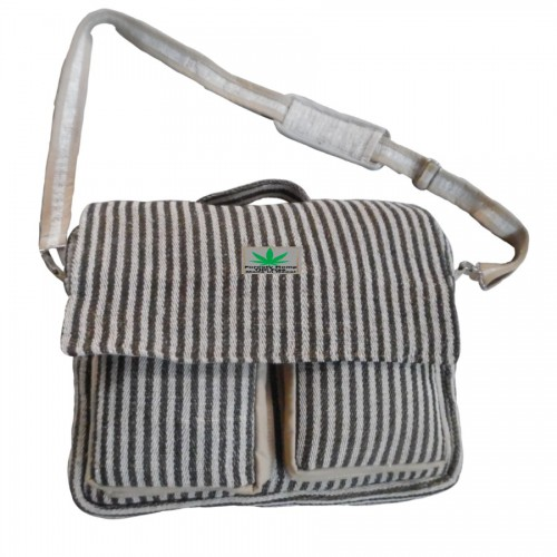 HEMP LAPTOP OFFICE BAG