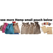 HEMP SMALL POUCH (5)