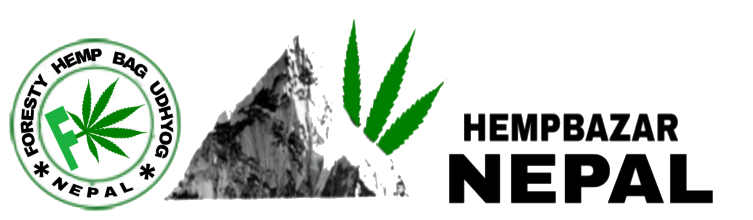 Hemp Bazar Nepal - Marketplace for B2B and B2C hemp products - a Foresty Hemp Bag Udhyog and CANAVEDA Co-operation.